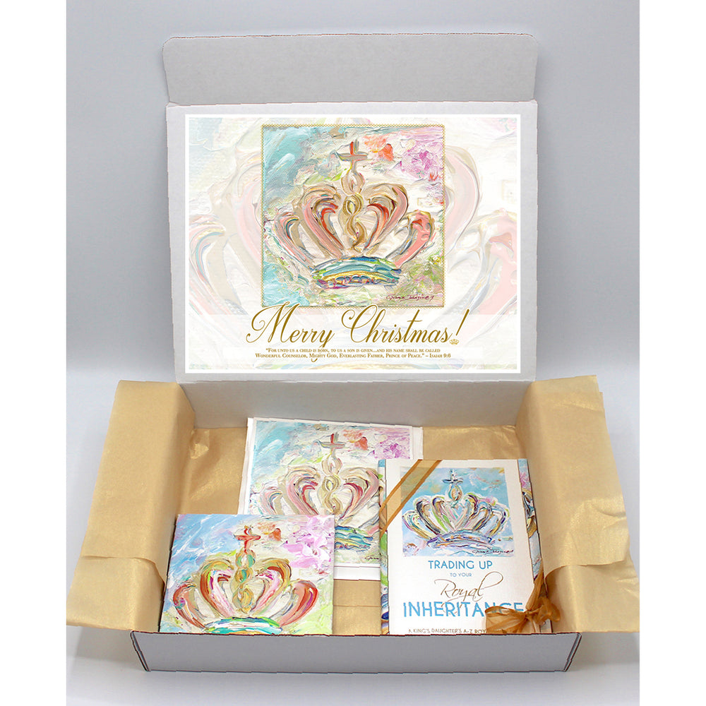 Merry Christmas Regal Gift Boxes