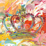 Kingdom Crown • Giclee I-Giclee-King's Daughters Regal Lifestyle Collection
