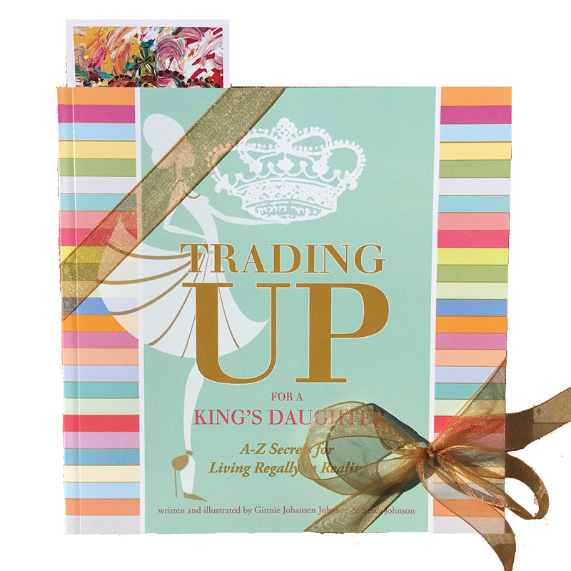 Trading Up Book - ALL BOOK Collection Special!-King's Daughters Regal Lifestyle Collection