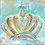 Kingdom Crown • Giclee VI-Giclee-King's Daughters Regal Lifestyle Collection