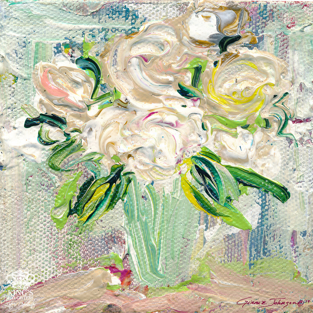 Bouquet of Blessings • Giclee VI