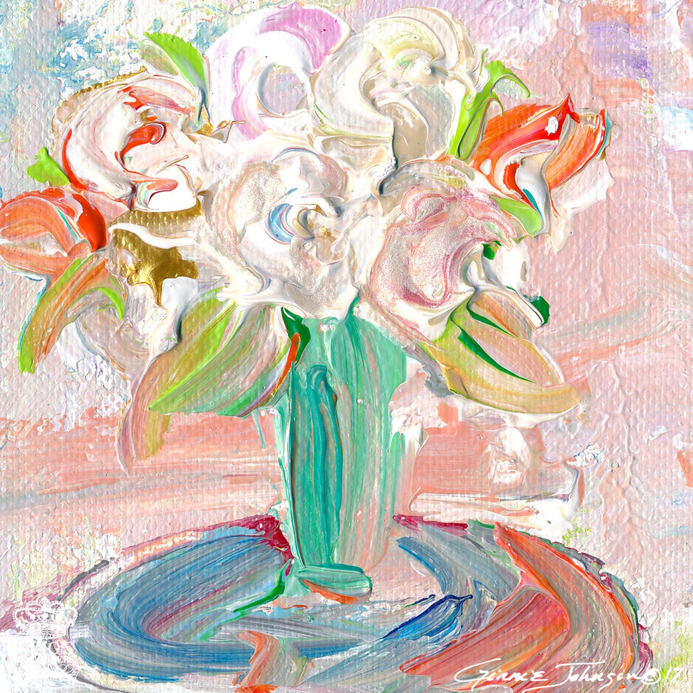 Bouquet of Blessings • Giclee VII