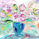 Bouquet of Blessings • Giclee VIII-Giclee-King's Daughters Regal Lifestyle Collection