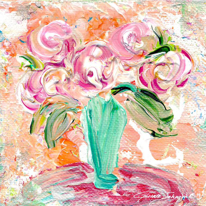 Bouquet of Blessings • Giclee IV