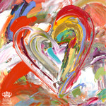New Heart • Giclee 3-Giclee-King's Daughters Regal Lifestyle Collection
