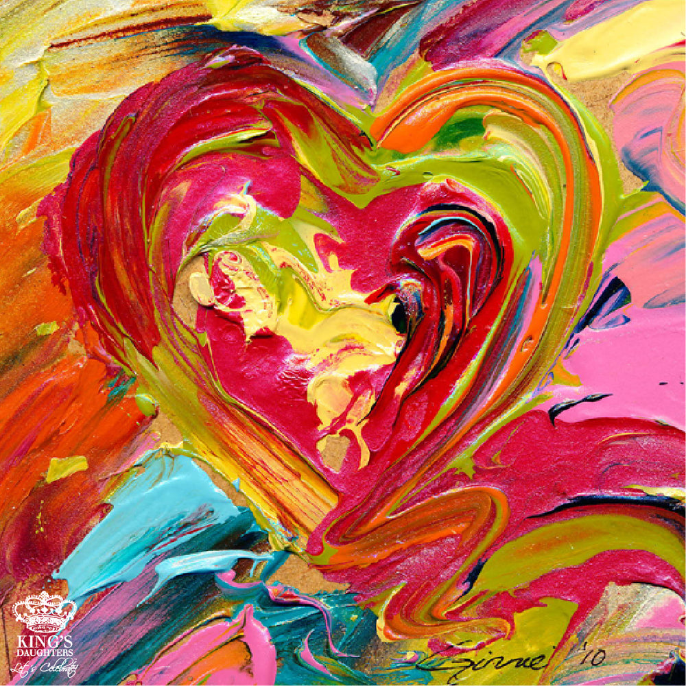 New Heart • Giclee II