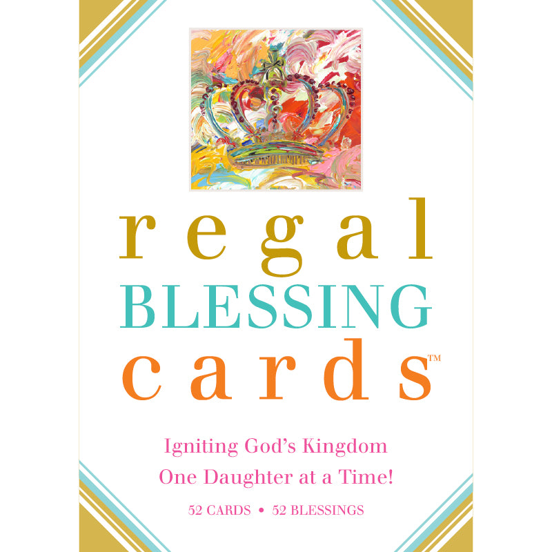 Regal Blessing Cards - Fine Art Mix