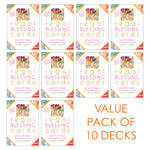Regal Blessing Cards - 10 Packs for $100 (Pick Your Style)-Regal Blessing Cards-King's Daughters Regal Lifestyle Collection