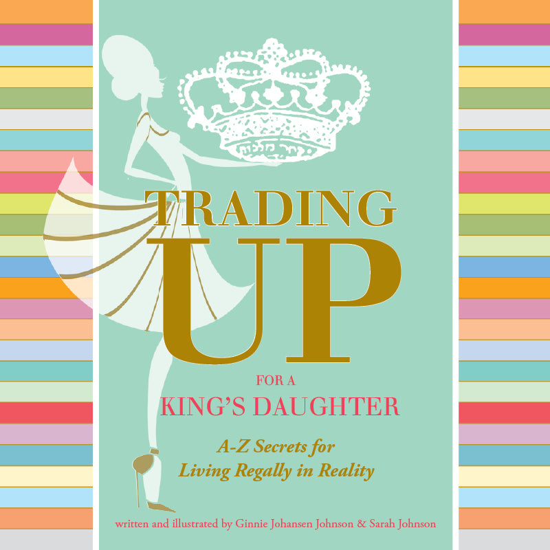 Trading Up for a King's Daughter + Study Guide Set-Books-King's Daughters Regal Lifestyle Collection