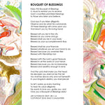 Bouquet of Blessings • Giclee IX-Giclee-King's Daughters Regal Lifestyle Collection