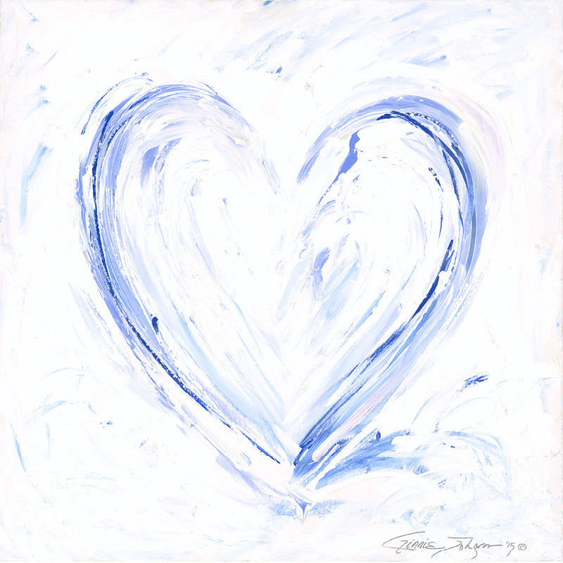 New Heart • Giclee VIII