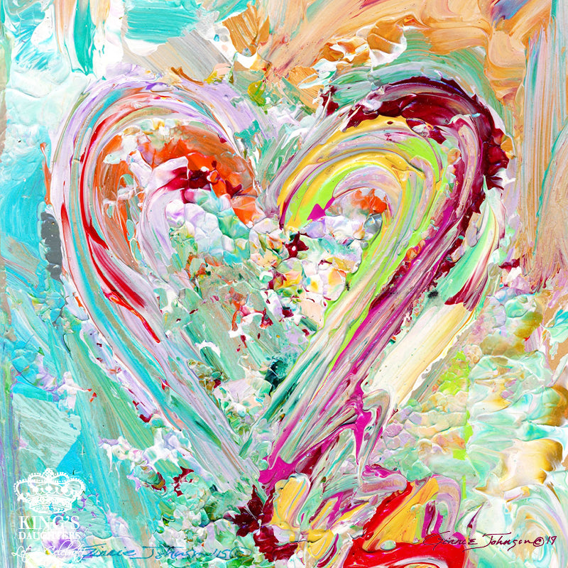 New Heart • Giclee IX