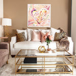 New Heart • Giclee 11-Giclee-King's Daughters Regal Lifestyle Collection
