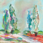 Glorious Trees • Giclee III-Giclee-King's Daughters Regal Lifestyle Collection