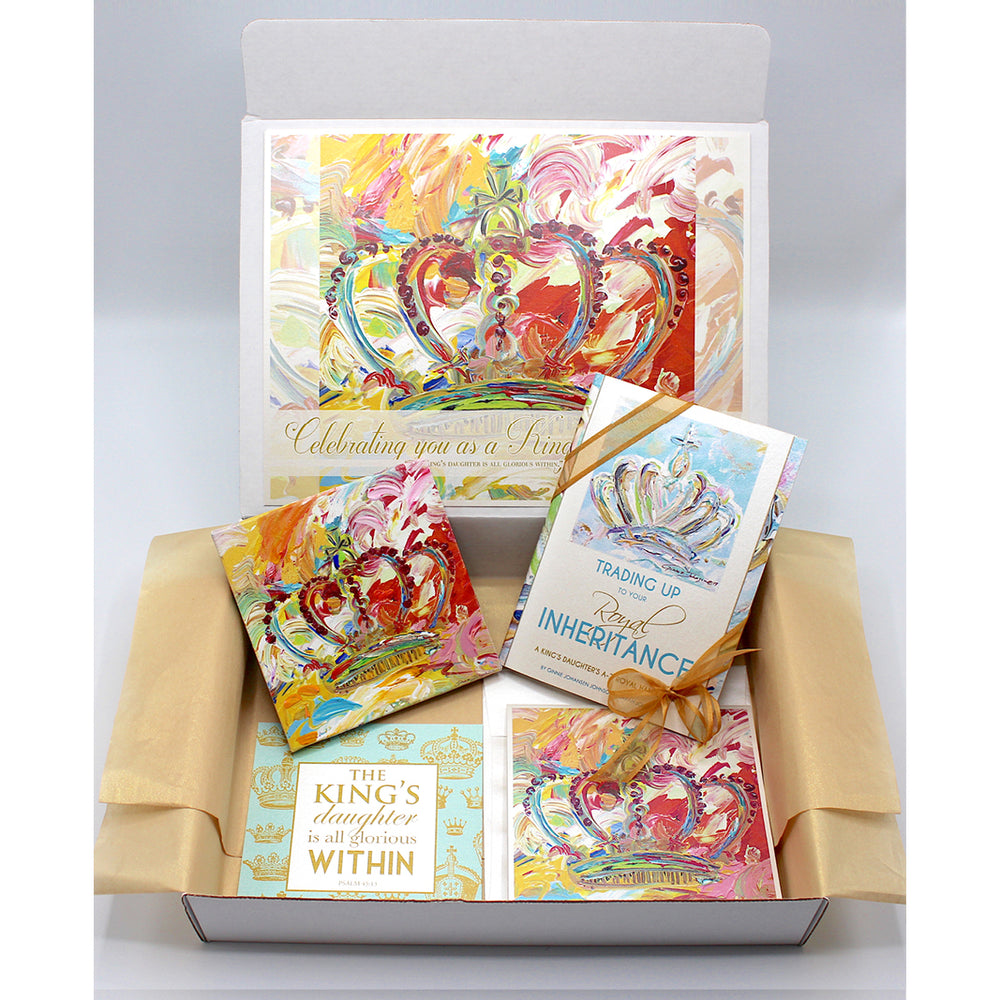 Kingdom Crown Regal Box - Bright Series