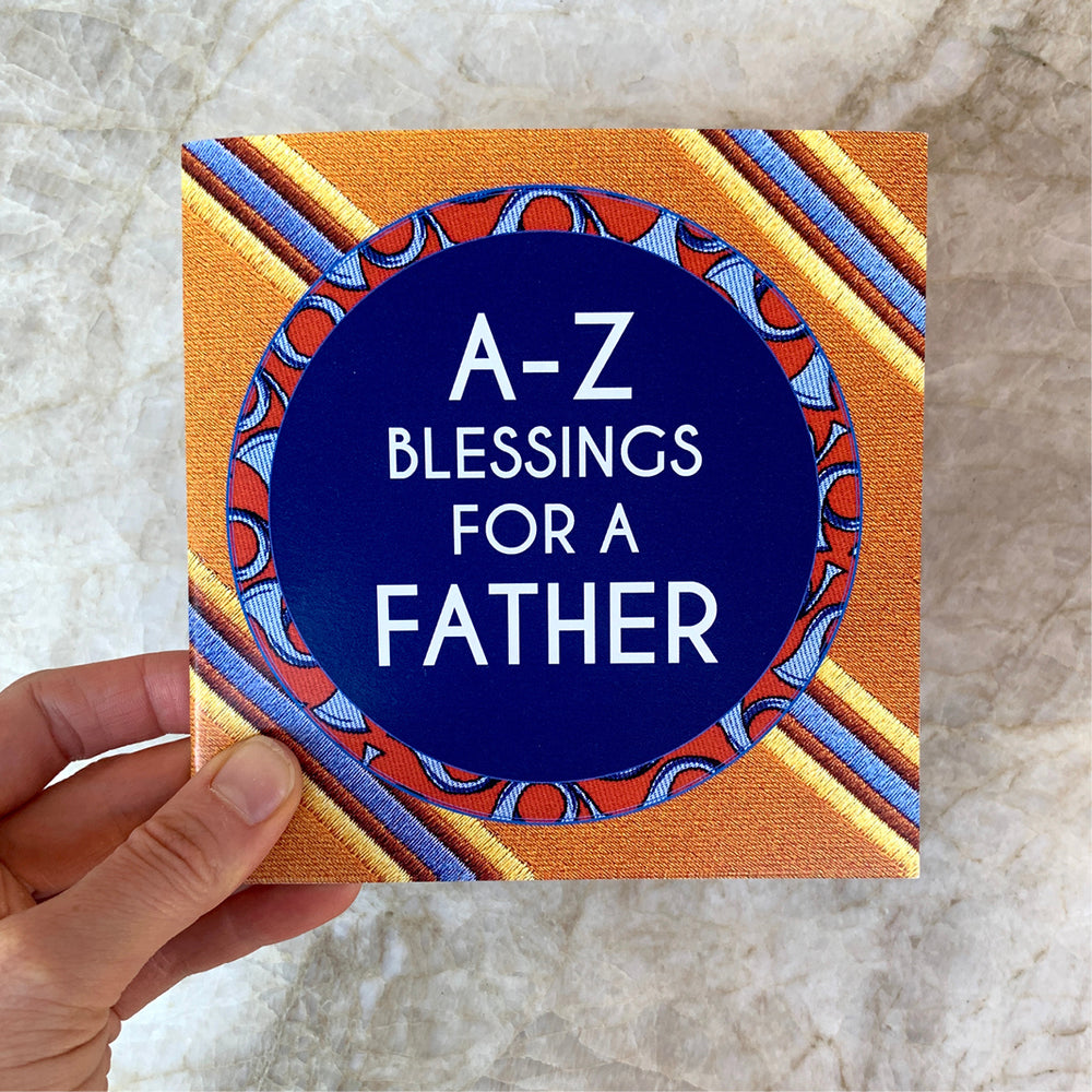 Father's Day Book: A-Z Blessings for a Father