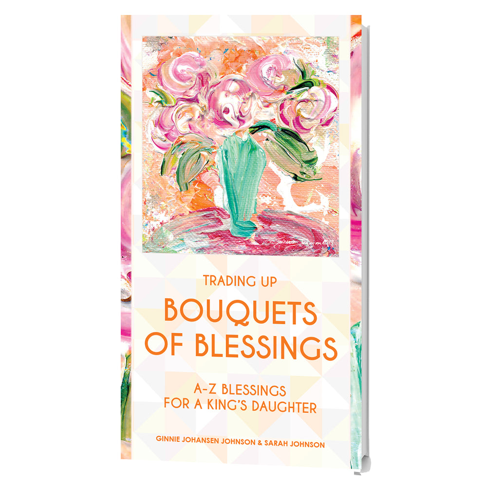 Trading Up with A-Z Bouquets of Blessing • Set of 8-Books-King's Daughters Regal Lifestyle Collection
