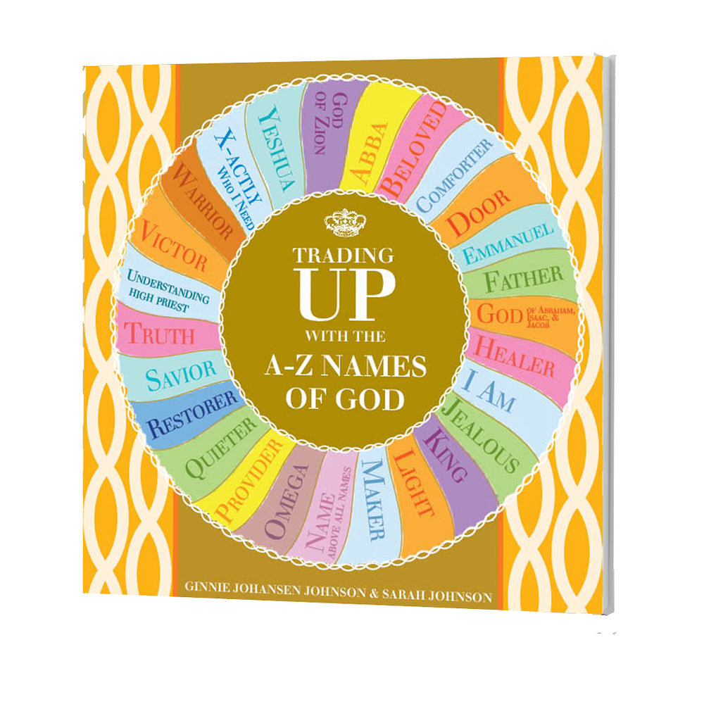 Trading Up with A-Z Names of God • Set of 8-Books-King's Daughters Regal Lifestyle Collection