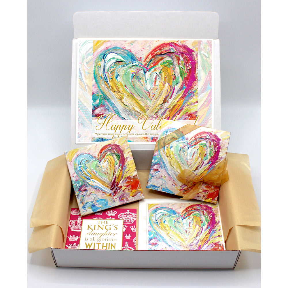 Valentine's Day Regal Box - HEART