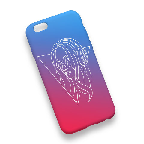Harrie Face Phone Case