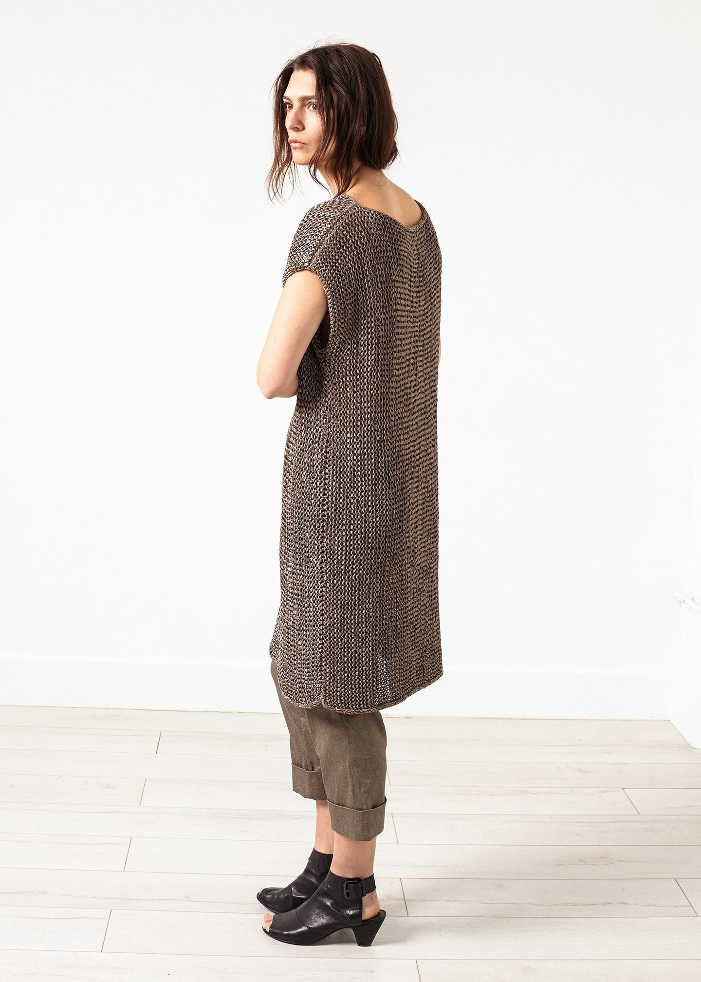 Cila Jumper in Mud