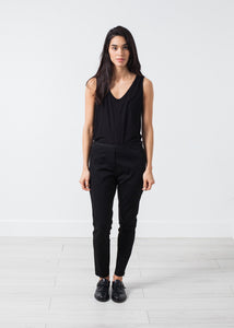 Clarence Trouser in Black