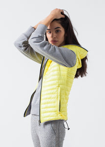 Primula Vest in Yellow
