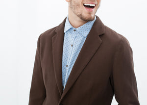 Sport Jacket in Brown