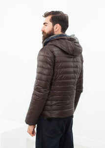 Ilo Coat in Teak