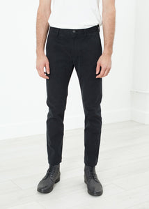 Men's Chino in Black