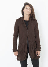 Load image into Gallery viewer, Ghost Wool Jacket in Brown