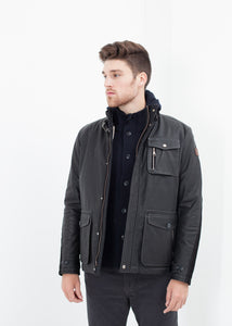 Hubbard Jacket in Navy