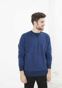 Jeth Sweatshirt in Blue/Royal