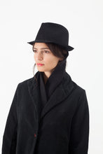 Load image into Gallery viewer, Kate Hat in Black