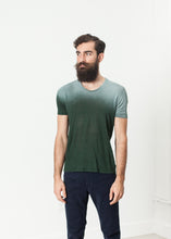 Load image into Gallery viewer, Overprint T-Shirt in Green