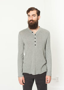 Garbo Henley in Grey
