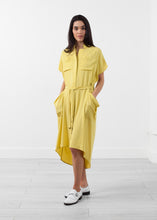 Load image into Gallery viewer, Ultime Silk Shirt Dress