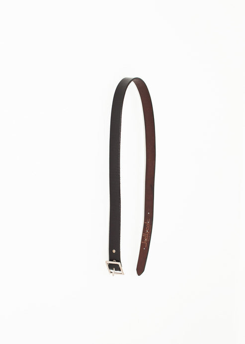 Plain Belt in Black