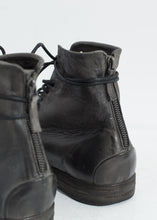Load image into Gallery viewer, Listello Lace-Up Boot in Slate Grey