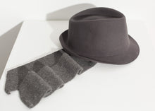 Load image into Gallery viewer, Kate Hat in Steel Grey