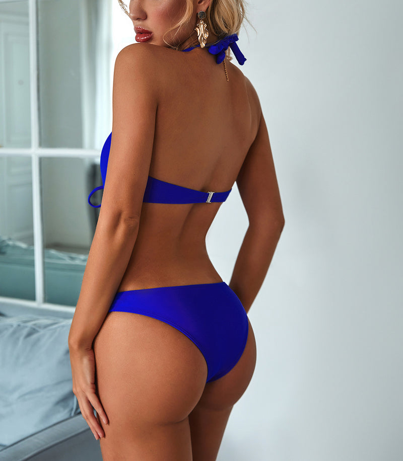 2020 new Sexy Halter neck one piece