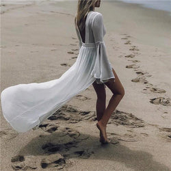 Sexy Open Ended Beach Cover Ups