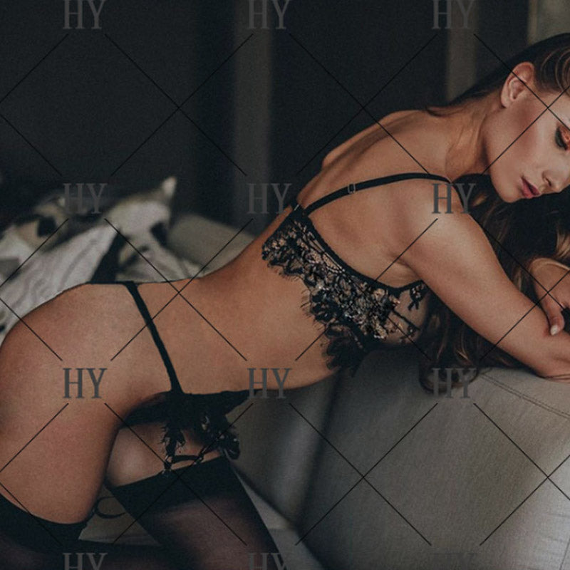 Sexy Lace Patchwork LINGERIE