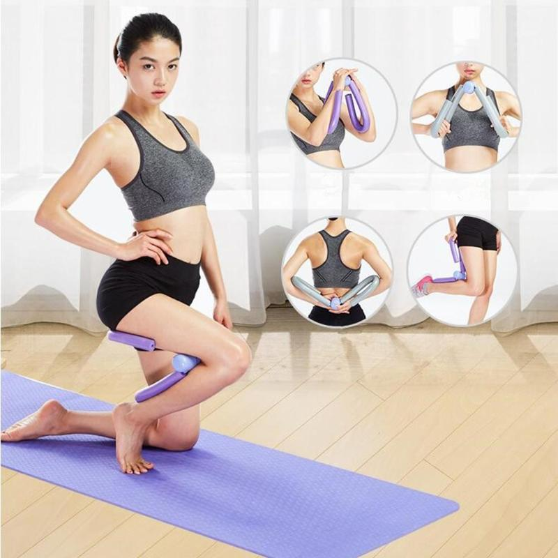 PVC  Home Gym Equipment Fitness Simulator Thigh Exercise Sports Master Leg Muscle Arm Waist Gym Machine
