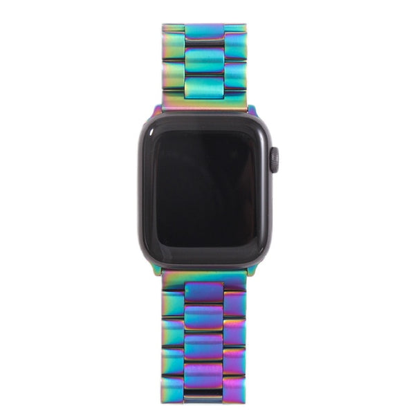 Band For Apple Watch 42mm 38mm 40MM 44MM Metal Stainless Steel Watchband Bracelet Strap