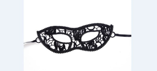 1PCS Black Women Sexy Lace Eye Party Masks For  Halloween