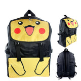 Cute Pokemon Waterproof Nylon Backpack Pikachu Satchel Shoulder Bag School Bag Anime Cosplay Bag
