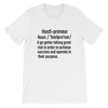 Yatir Clothing - Hustlpreneur Defined Tee - White