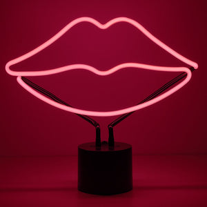 Lips Neon Sign