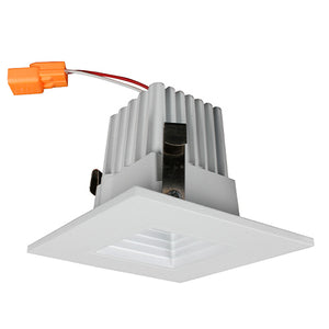 "2"" LED Square Baffle Trim 